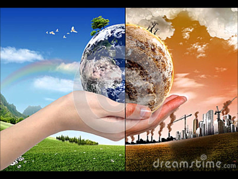 كتاب الانسان والبيئة